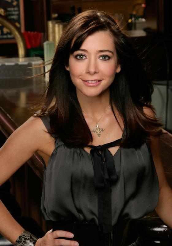 Alyson Hannigan New Face For Pandora Jewelry