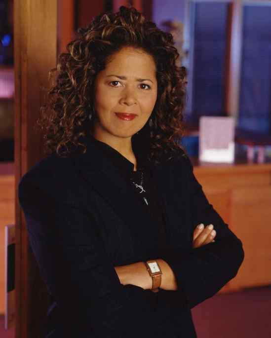 Anna Deavere Smith, award winning actress currently starring in Nurse Jackie
