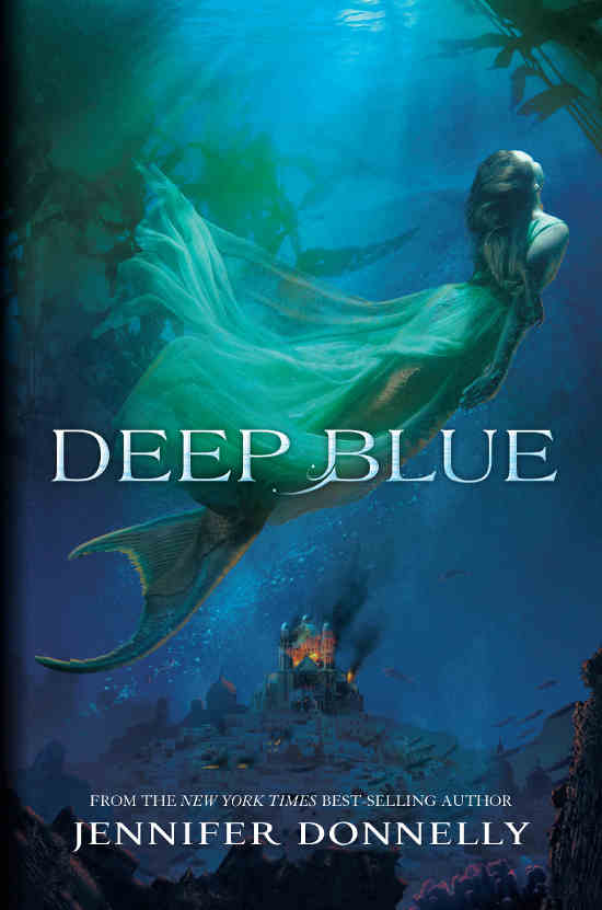 Jennifer Donnelly Writes Deep Blue for Disney