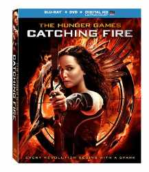 Hunger Games Film Releasing on Blu-ray