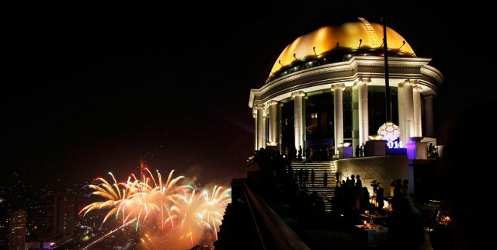 How New Year's Eve Was Celebrated in Thailand
