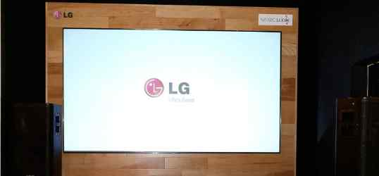 LG TV for Sundance Film Festival Music Lodge
