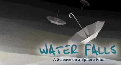 NASA Premieres 'Water Falls' Film