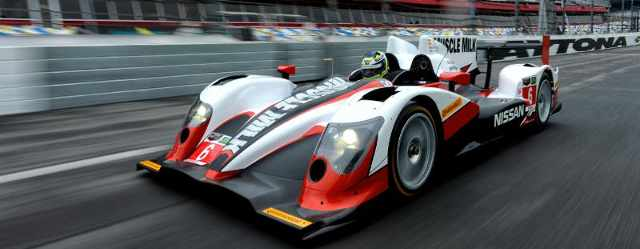 Nissan Returns to U.S. Sports Car Racing