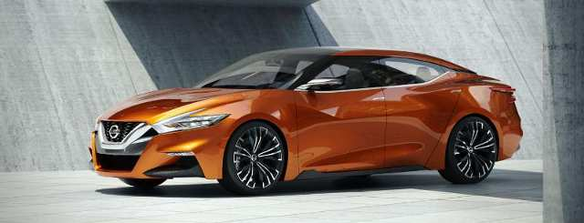 World Debut for Nissan Sport Sedan Concept