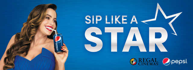 Pepsi Invites You to Sip Like a Star