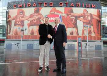 PUMA Joins Hands with Arsenal Football Club