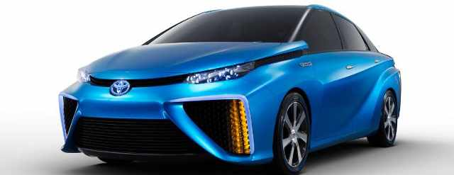 Toyota Ready to Sell Car of the Future