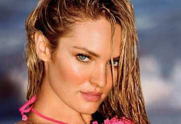 Angel Candice Swanepoel Reveals Victoria's Secret