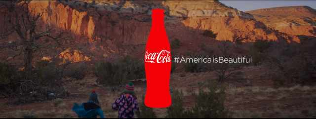 #AmericaIsBeautiful and Coca-Cola is for Everyone