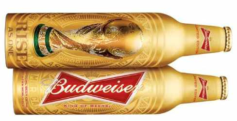 Budweiser's Rise As One for FIFA World Cup
