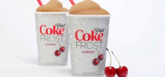 Diet Coke Launches Diet Coke Frost