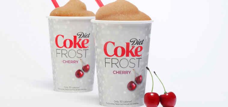 Diet Coke Frost