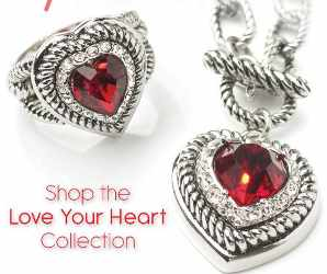 Jewelry Television Goes Red for Women