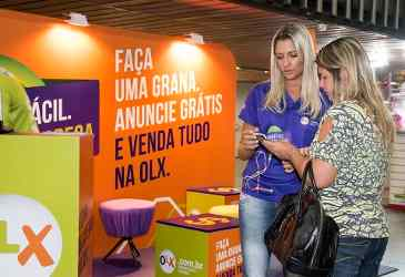 OLX Opens Kiosks for Exchanging Goods in Brazil