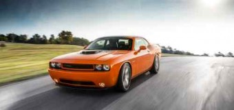 Dodge Challenger R/T Shaker Ready to Roll Out