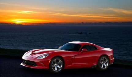 Chrysler SRT Viper Wins Collectible Car Award