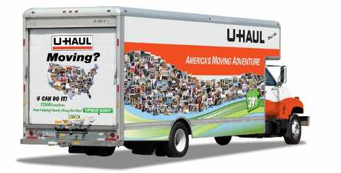 My U-Haul #MyUhaul Journey