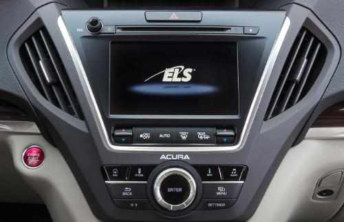 Acura and ELS Studio Premium Audio