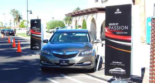 "Acura ""Driven by Passion"" Tour"