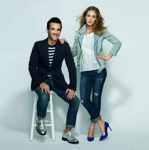 "Gap Factory Store ""Exclusively Styled"" By George Kotsiopoulos"
