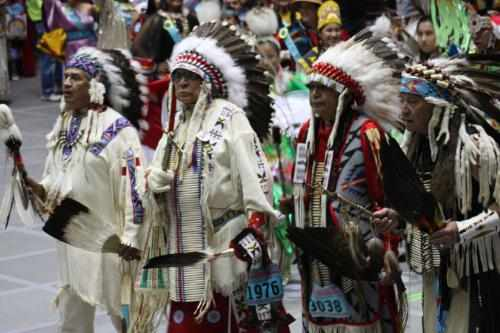 Gathering of Nations to Crown Miss Indian World