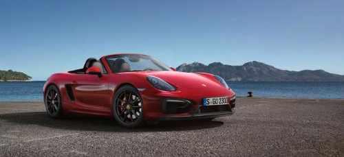 Porsche GTS Models