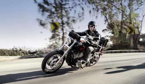 Harley-Davidson's Low Rider