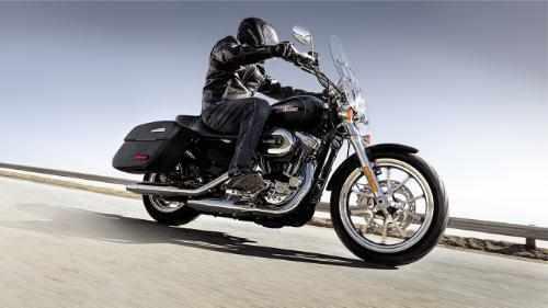 Harley-Davidson's SuperLow 1200T