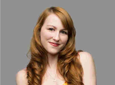 2014 Celebrity Judge and Project Runway Star Kate Pankoke.