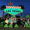 Las Vegas Goes Green for St. Patrick's Day