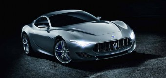 Maserati Alfieri Stars at the Geneva Motor Show
