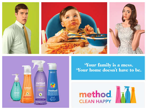 Method Marketing Campaign