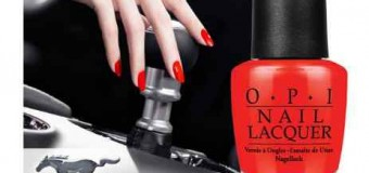 Nail Lacquer Collection to Celebrate Ford Mustang