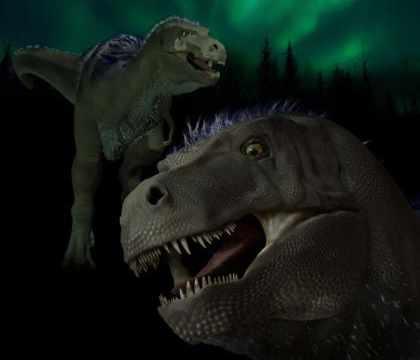Pygmy Tyrannosaur