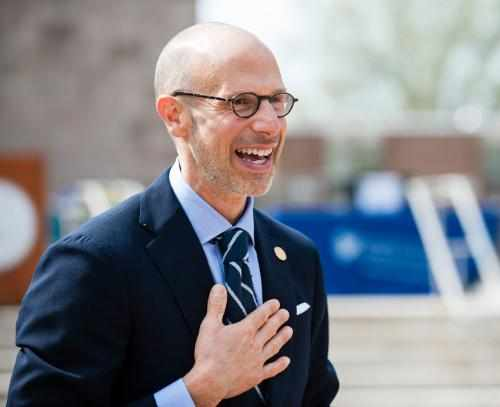 Bierman Named Chancellor of UNC School of the Arts