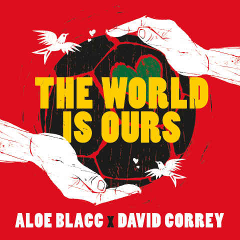 Coca-Cola Releases 'The World is Ours' by Aloe Blacc