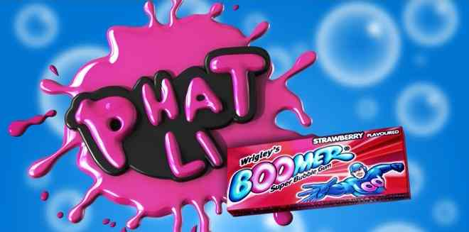"Boomer ""Phat Li"" Marketing Campaign"