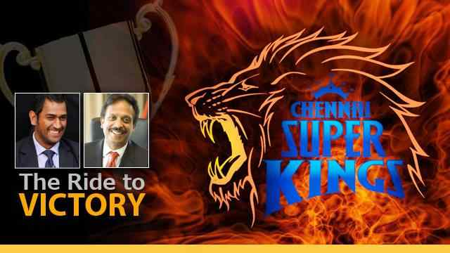 IPL Cricket Team Chennai Super Kings