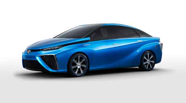 "Toyota ""Car of the Future"""