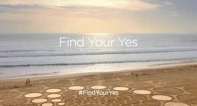 "Kohl's Power of ""Yes"" with #FindYourYes"