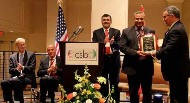 Muslim Democrat Prize Goes to Tunisia's Nahdha Bloc