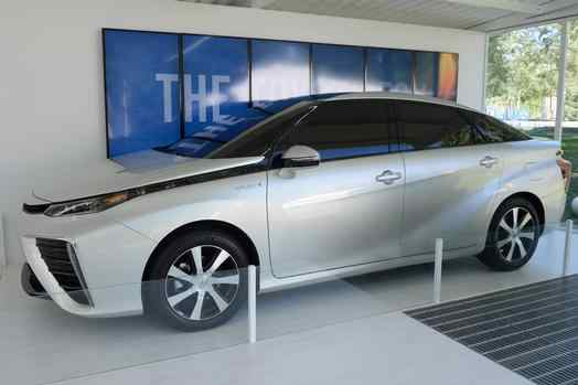 Toyota 'Car of the Future'
