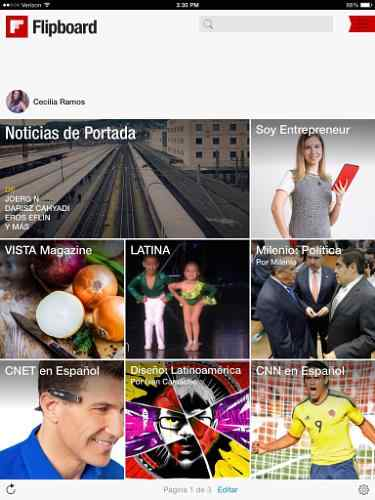 Flipboard Latino Content Guide
