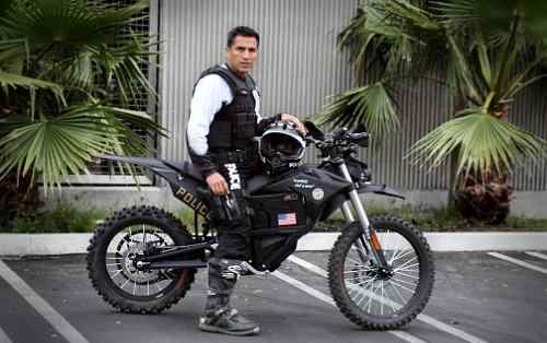 Zero Motorcycles for Los Angeles Police Department