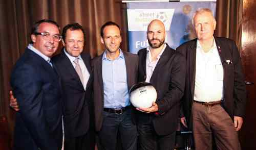 Soccer for Social Change - #Passtheball