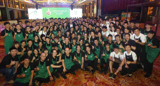 Starbucks Investments to Develop Future Leaders in China