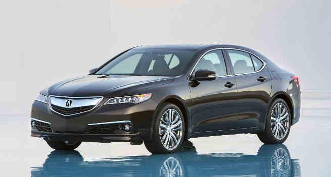 Acura 2015 TLX Sedan