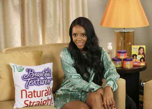 Beautiful Textures Names Angela Simmons Brand Ambassador