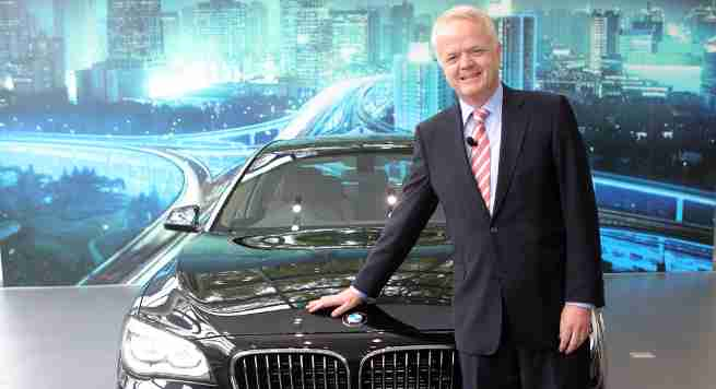 BMW ActiveHybrid 7 Launched in India